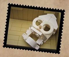 Murray? (VAkkron) Tags: lego tales monkey island skull murray pirate manatee
