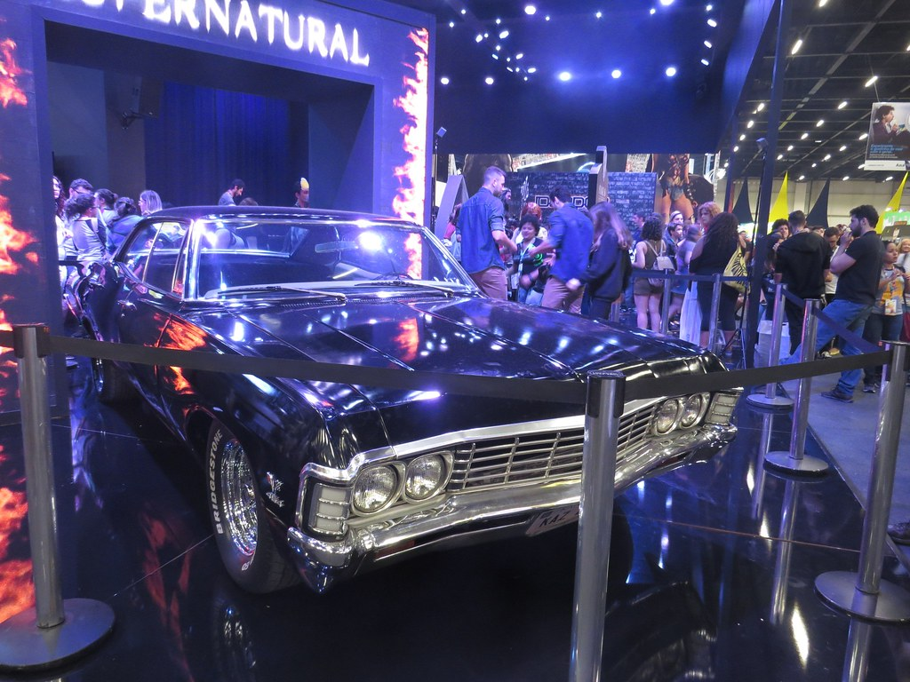 Image result for baby impala ccxp
