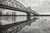 next grey day has ended (Smo_Q) Tags: poland bridge pentaxk3ii river