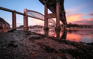 Brunel sunrise
