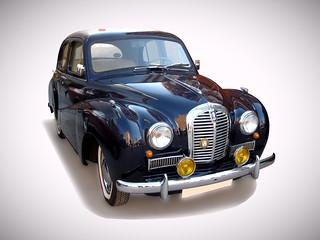 AUSTIN OF ENGLAND A40 SOMERSET (1952-1954)
