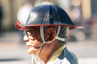 Jingasa - japanese samurai war hat