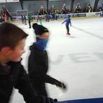 schaatsen 3de graad