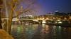 20-Paris décembre 2017 - le Pont de la Tournelle (paspog) Tags: paris france 2017 décembre december seine nuit nights nacht pontdelatournelle