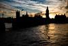 Big Bang fly (London) (Ondablv) Tags: londoner classico london big ben urban londra england english tramonto sunset clock gabbiano fly tamigi ondablv