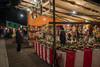 酉の市 川崎稲毛神社 #4 (kasa51) Tags: orinoichi shrine festival people street streetvendor night light kawasaki japan 酉の市 お酉さま 川崎稲毛神社 縁起熊手 luckyrake luckycharm