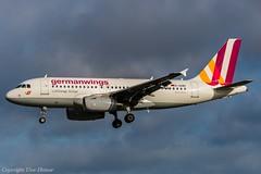 Germanwings D-AGWZ (A) (U. Heinze) Tags: aircraft airlines airways flugzeug haj hannoverlangenhagenairporthaj eddv nikon nikon28300mm