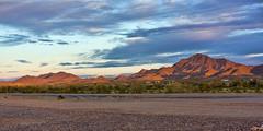 Dome Rock Mountains (nikons4me) Tags: domerockmountains arizona az quartzsite blm camping dispersedcamping mountains morning clouds sonye1855mmf3556oss sonyalphanex7 boondocking