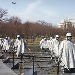 Washington DC - The Korean War Veterans Memorial thumbnail