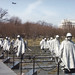 Washington DC - The Korean War Veterans Memorial