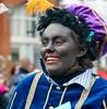 Zwarte Piet (Gerard Stolk (vers la Chandeleur)) Tags: intochtsintnicolaas sintnicolaas zwartepiet thehague denhaag haag lahaye