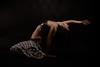 Horizontal Line (neal1973) Tags: belly dancer bellydancer arabic dance woman female stretch flexible dark studio canon canon600d