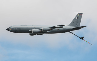 EGVA - Boeing KC-135R Stratotanker - United States Air Force - 58-0118 / D