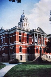 Charlotte MIchigan  - Eaton County Courthouse - Now a Museum