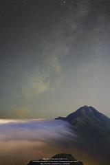 Milky Way Of Hong Kong @ 2017-11-17 (kuno mejina) Tags: allmountainphotographyofhongkong deepskystacker hiking hongkong landscape milkyway milkywayofhongkong mountain nanotracker sigma sigma50mmf14exdghsm sony sonya7rii sonyfullframer sonyphotos thisishongkong 風景 美景 雲海 銀河