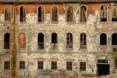 Italy, Tuscany - Pescia Ruined Mill (muffinn) Tags: platinumheartaward ruin dilapidated