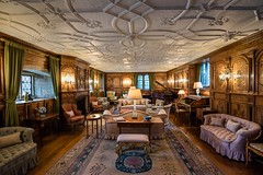 Hever Castle - Drawing Room (Victor Burclaff) Tags: national trust