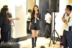 Tang Yan (Jarronite Chronique) Tags: tang yan wallpapers asian girl asiatique short leather cuir