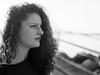 Melania 3 (Giuseppe_mat90) Tags: curly black white zenza bronica etr zenzanon 75mm 28mc portrait film analog 120 roll medioformato mediumformat