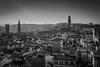 Toits Florence (David-Charles Arrivé1) Tags: italie toscane florence fuji x100f nb acros