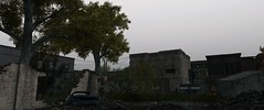 Abandoned (Brandon ProjectZ) Tags: watchdogs chicago windy overcast rain abandoned trees sky natural lighting