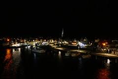 Travemünde at night (jehazet) Tags: nightscape travemünde nachtopname germany duitsland harbour haven reflections water jehazet