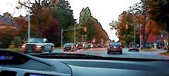 Rush Hour - HSS! (Daryll90ca) Tags: slidersunday sliderssunday hss traffic car cars stoplight trafficlight dash travel drive street road