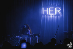 H.E.R. (thecomeupshow) Tags: her music the opera house rnb singer thecomeupshow tcus