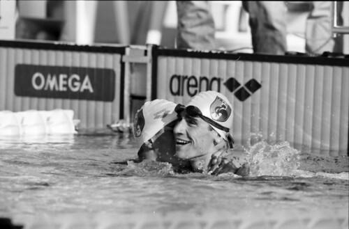 309 Swimming EM 1991 Athens