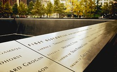 Remembrance (LRO_1) Tags: nikon nikond7200 d7200 camerabag2 usa unitedstatesofamerica newyork city manhattan worldtradecentre memorial nationalseptember11memorialmuseum
