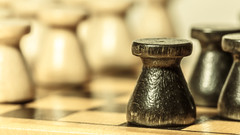Ready for Battle (imagejon) Tags: draughts checkers gamesorgamepieces pieces macromondays memberschoice