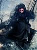 The fisherman's widow (NylonBleu) Tags: monster high ooak repaint nylobleu widow veuve