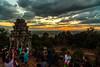 IMG_7372 (Evgeny Gorodetskiy) Tags: asia siemreap phnombakheng ruins sunset cambodia angkor temple travel