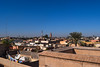 Kasbah Rooftop with Koutoubia (Married with Maps) Tags: kasbah marrekch marrakech morocco rooftops el badii palace koutoubi koutoubia