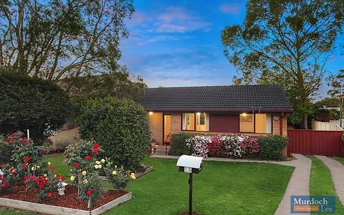 12 Mullane Av, Baulkham Hills NSW 2153