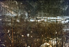 Looking down the coal mine (threepinner) Tags: mikasa hokkaidou coal mine canon av1 sigma macro 180mm f56 negative iso100 kodak reversal negaposidevelopment 三笠 幌内炭鉱 北海道 北日本 日本