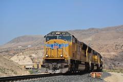 A passing wave (Rail explorer) Tags: up up4891 cajonpass silverwood palmdalecutoff