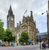 Manchester Town Hall (Non Paratus) Tags: manchester cityhall townhall england uk building architecture 1877 neogothic victorian gothicrevival forcedperspective