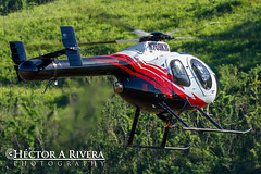 N769KB (Hector A Rivera Valentin) Tags: one helicopters contracted for repair electric towers puerto rico destruction hurricane maria mcdonnell douglas md520n guayama private