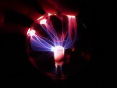 Plasma Fingers (rachael242) Tags: plasma ball light dark shadow macromondays macro mondays close up finger fingers fingertip hand round glow glowing abstract electric electricity