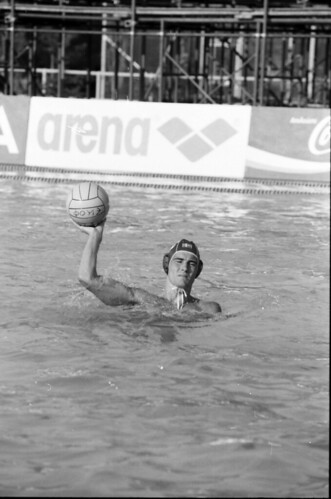 095 Waterpolo EM 1991 Athens