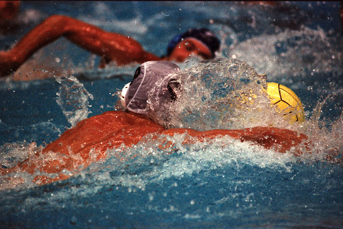 22 Waterpolo EM 1993 Sheffield