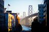 Paint the Town (Thomas Hawk) Tags: america baybridge california sfbayarea usa unitedstates unitedstatesofamerica westcoast architecture bridge fav10 fav25 fav50 fav100