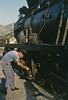 Oiling round at Hutovo (TrainsandTravel) Tags: yugoslavia yougoslavie jugoslawien jugoslavija bosnia bosnie bosnien bosna herzogovina steamtrains dampfzüge trainsàvapeur parnivozovi jugoslovenskeželeznice jž narrowgauge schmalspurbahn voieetroite uskotracnihzeljeznica 760mm hutovo class85 282