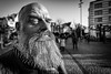 "#190 ""Hey Andreas, what the hell are you doing on this planet?"" (Hendrik Lohmann) Tags: streetphotography streetportrait portraits people urban blackandwhite duesseldorf hendriklohmann whatthehell project nikon"