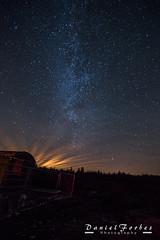 DSC_0005-1 (forbesy10) Tags: kielder observatory night nightsky stars meteors comet milkyway clearsky astro astrophotography kielderwater