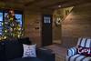 Christmas Cabin (Col 3:2) Tags: christmas cabin lake arrowhead