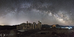 Milky way over Temple of Demeter Naxos (www.ollietaylorphotography.com) Tags: europe agean astrophotography chora city cyclades cycladesislands destination dreamscape galaxy greece greek historic history holiday landmark landscape landscapephotography milkyway mythology naxos naxosisland night nightscape ocean old santorini sea sky stars summer sunrise sunset temple templeofapollo tourist touristattraction travel traveller tuition vacation visitor wonder workshops world