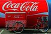 Rouge pétant. (jecrye8) Tags: france cocacola aude portlanouvelle boisson dschx10v canette bottle art red rouge tricycle sony couleur color colour