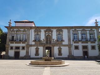 Convento de Santa Clara - Town Hall - Guimaraes